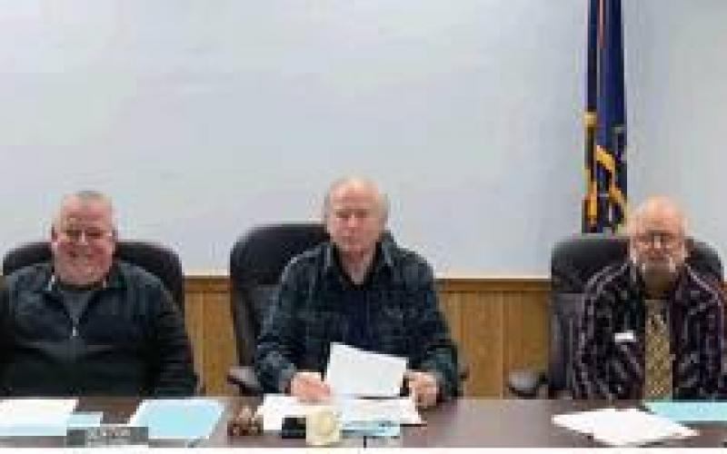 Commissioners Held First Meeting With Five Members