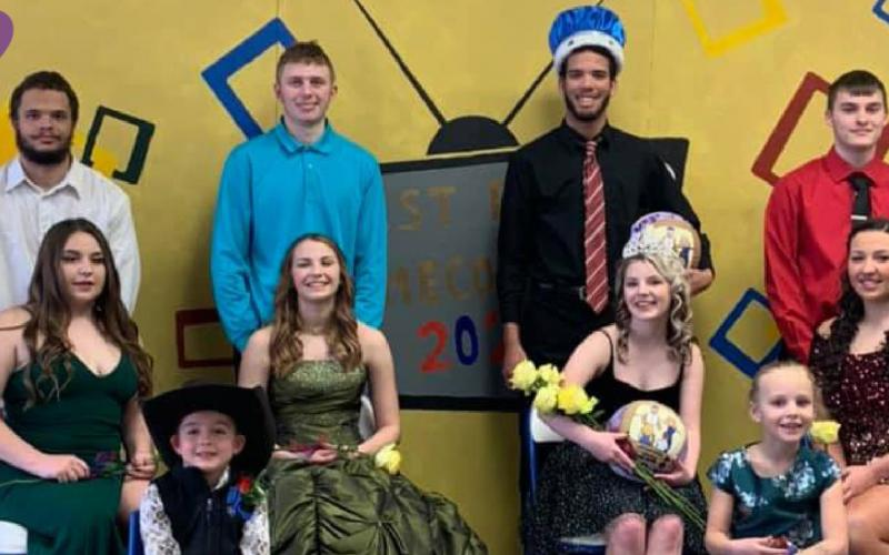 Loudermilk And Coble Named King And Queen