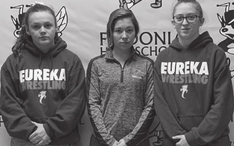 Three Placed At Fredonia Invitational