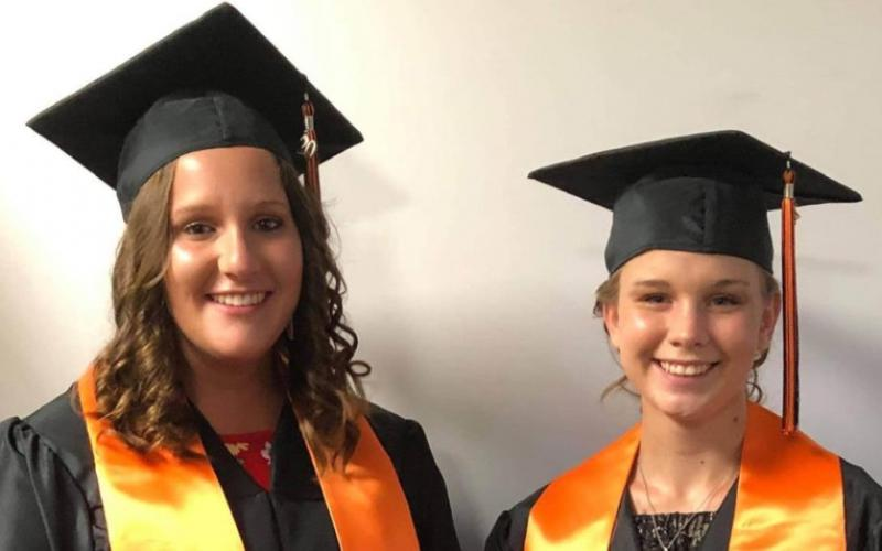 Seven Graduated From Hamilton High Schoo