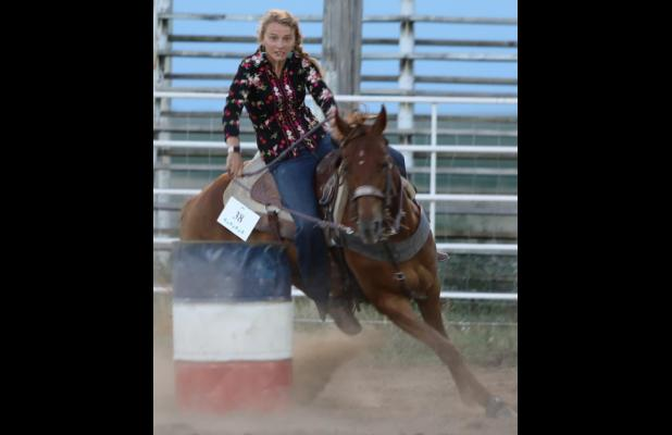 County Horse Show Held Last Saturday • Annual Fair This Weekend