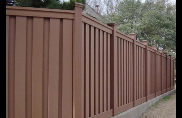 Eureka USD 389 Board Approved Fence Project