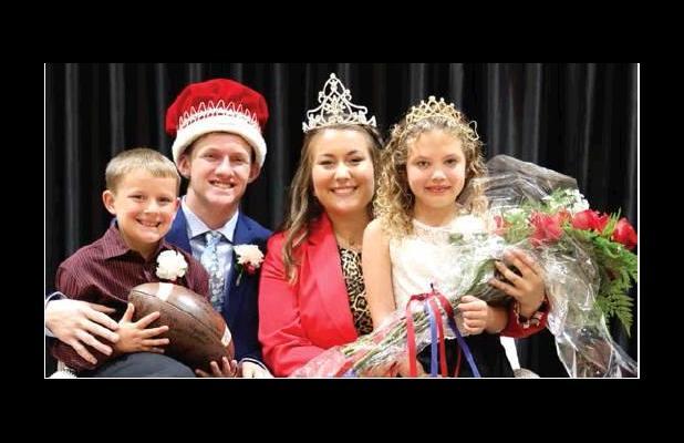EHS Fall Homecoming Royalty Crowne