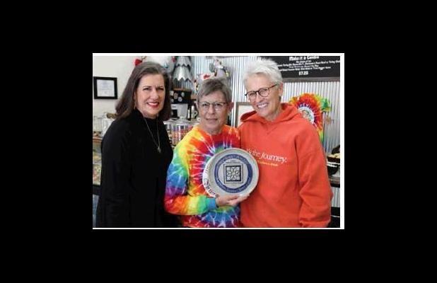 Jensen Presented WeKan Award