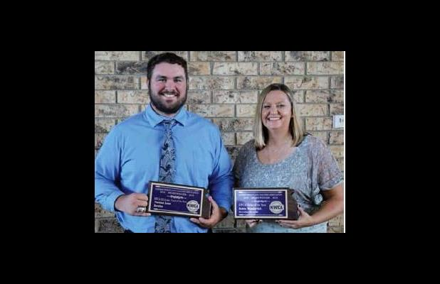 Eureka's Brobst, Lowe and Wunderlich Recognized By KWCA