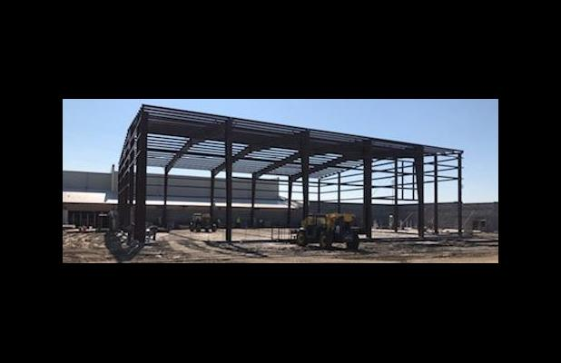 Construction Continues At EJSHS