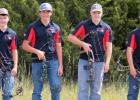 Represented Greenwood County At State Archery Tournament