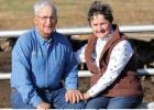 Harold and Karen Engle Honored As Cattlemen's Day Parade Marshals