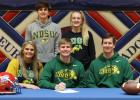 To Play Football For North Dakota State University